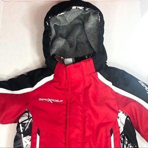 Boys 24 M Puffer Jacket
